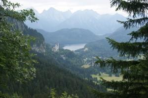 Neuschwanstein Tegelberg hike - Maaike Molenaar